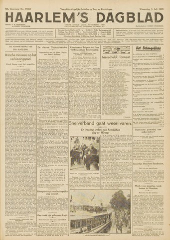 Haarlem's Dagblad 1935-07-03