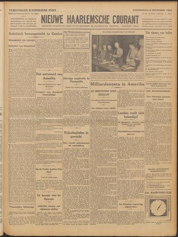 Nieuwe Haarlemsche Courant 1932-12-08