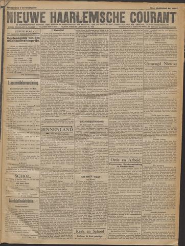 Nieuwe Haarlemsche Courant 1919-10-02