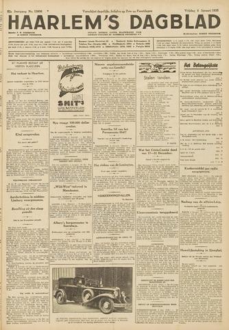 Haarlem's Dagblad 1935-01-04