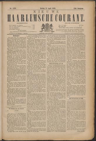 Nieuwe Haarlemsche Courant 1888-04-22