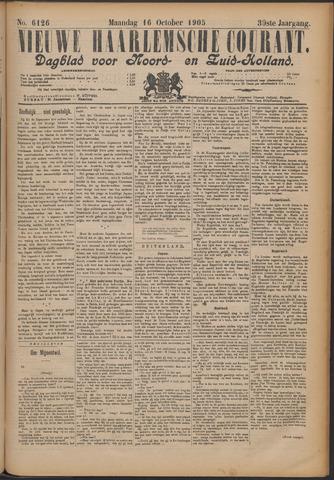 Nieuwe Haarlemsche Courant 1905-10-16