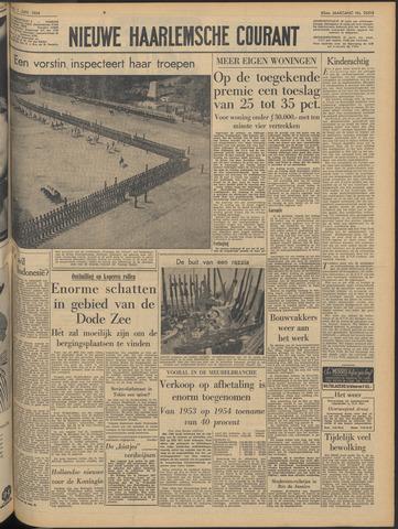 Nieuwe Haarlemsche Courant 1956-06-01