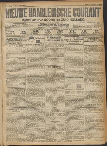 Nieuwe Haarlemsche Courant 1915-11-13