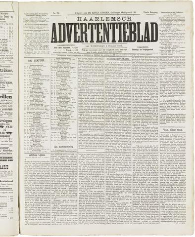 Haarlemsch Advertentieblad 1882-10-04
