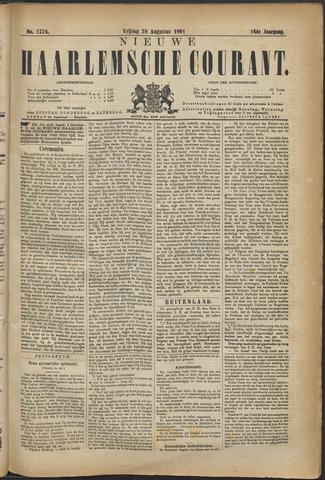 Nieuwe Haarlemsche Courant 1891-08-28