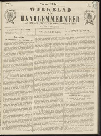 Weekblad van Haarlemmermeer 1864-07-22