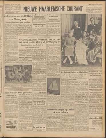 Nieuwe Haarlemsche Courant 1950-10-23