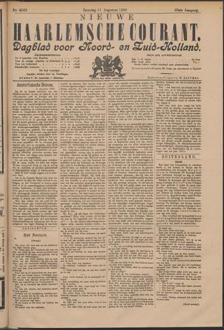 Nieuwe Haarlemsche Courant 1900-08-11