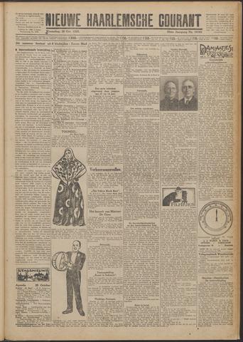 Nieuwe Haarlemsche Courant 1925-10-28