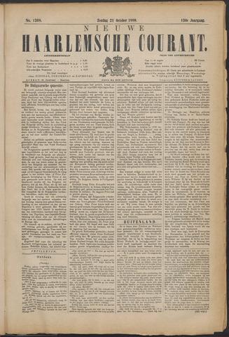 Nieuwe Haarlemsche Courant 1888-10-21