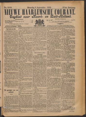 Nieuwe Haarlemsche Courant 1902-09-08