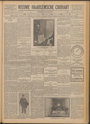 Nieuwe Haarlemsche Courant 1929-07-11