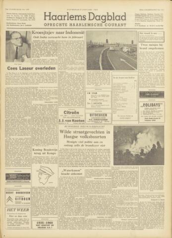 Haarlem's Dagblad 1960