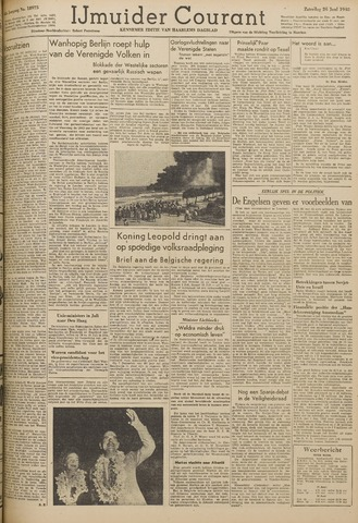 IJmuider Courant 1948-06-26