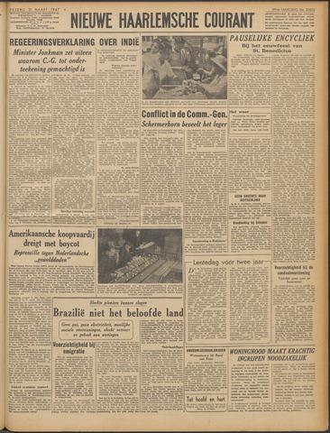 Nieuwe Haarlemsche Courant 1947-03-21