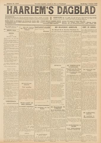 Haarlem's Dagblad 1926-10-07