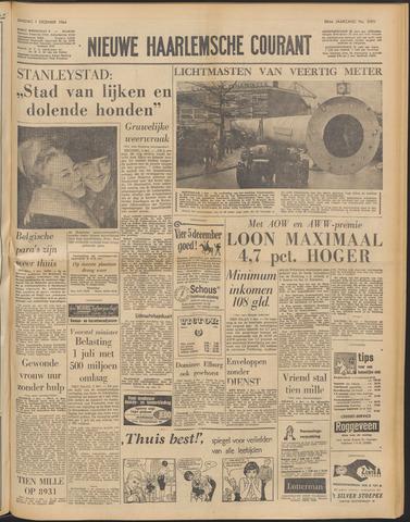 Nieuwe Haarlemsche Courant 1964-12-01