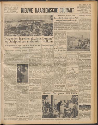 Nieuwe Haarlemsche Courant 1953-10-22