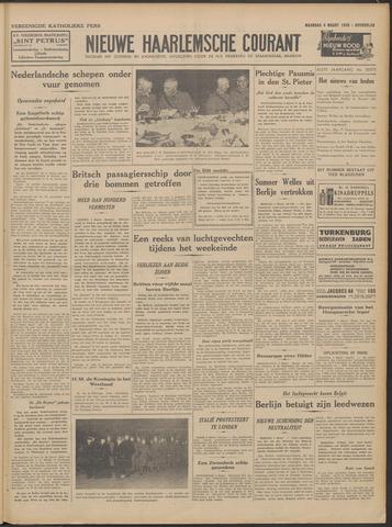 Nieuwe Haarlemsche Courant 1940-03-04