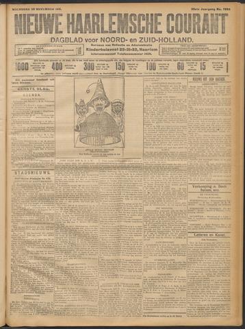 Nieuwe Haarlemsche Courant 1911-11-29