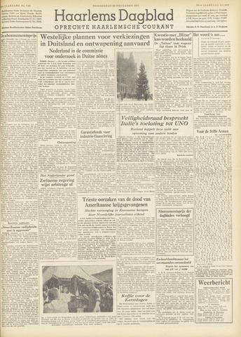 Haarlem's Dagblad 1951-12-20