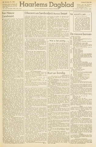 Haarlem's Dagblad 1945-07-20