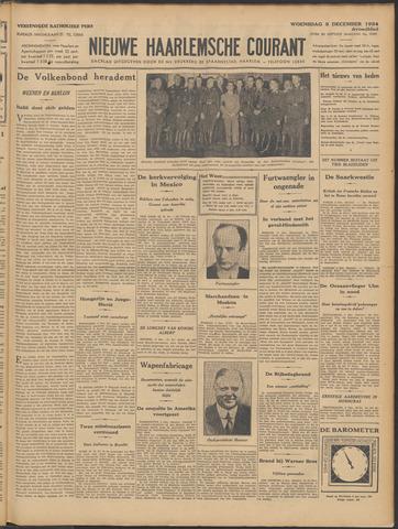 Nieuwe Haarlemsche Courant 1934-12-05
