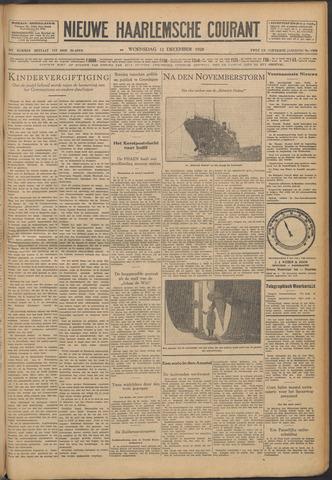 Nieuwe Haarlemsche Courant 1928-12-12