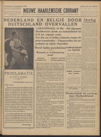 Nieuwe Haarlemsche Courant 1940-05-10