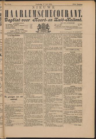 Nieuwe Haarlemsche Courant 1902-07-17