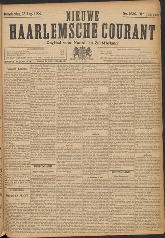 Nieuwe Haarlemsche Courant 1906-08-23