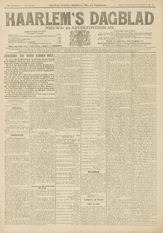 Haarlem's Dagblad 1915