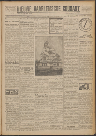 Nieuwe Haarlemsche Courant 1925-04-20