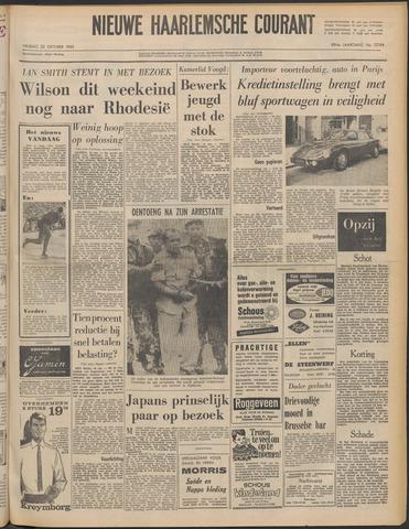 Nieuwe Haarlemsche Courant 1965-10-22