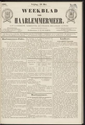 Weekblad van Haarlemmermeer 1861-05-10