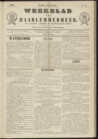 Weekblad van Haarlemmermeer 1880-02-06