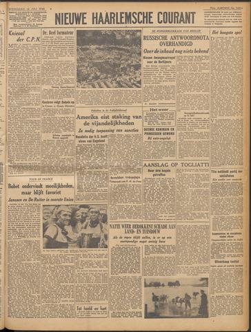 Nieuwe Haarlemsche Courant 1948-07-14