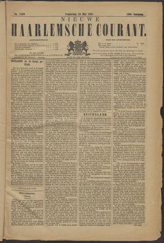 Nieuwe Haarlemsche Courant 1891-05-28