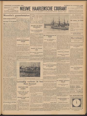 Nieuwe Haarlemsche Courant 1935-08-24