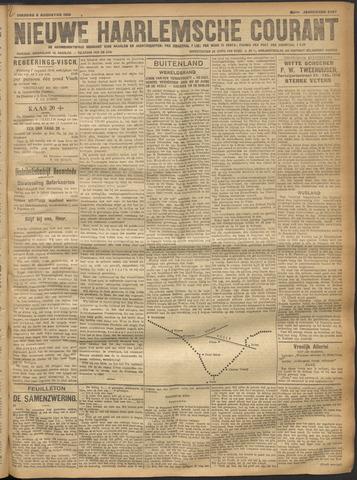 Nieuwe Haarlemsche Courant 1918-08-06