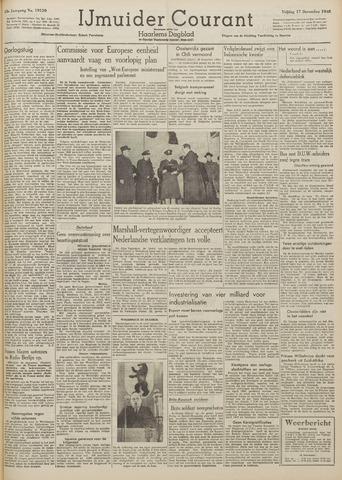 IJmuider Courant 1948-12-17