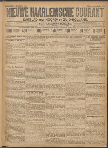 Nieuwe Haarlemsche Courant 1912-10-03