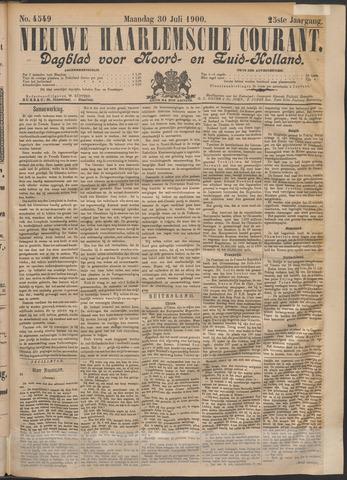 Nieuwe Haarlemsche Courant 1900-07-30