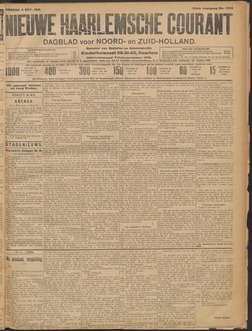Nieuwe Haarlemsche Courant 1910-10-04