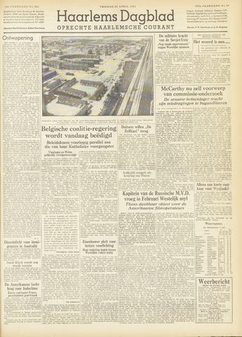 Haarlem's Dagblad 1954-04-23