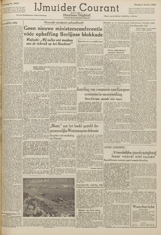 IJmuider Courant 1948-10-05