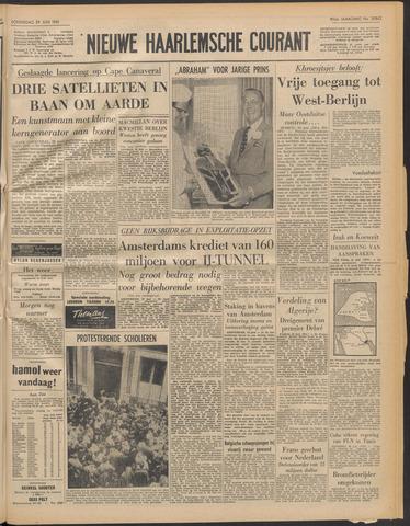 Nieuwe Haarlemsche Courant 1961-06-29