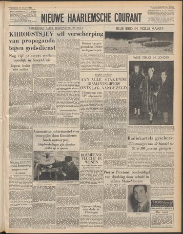 Nieuwe Haarlemsche Courant 1955-03-16