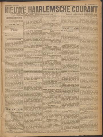 Nieuwe Haarlemsche Courant 1919-07-31